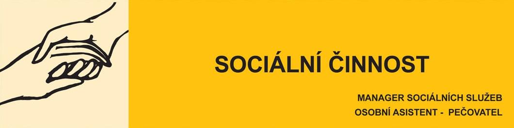 Studijní obor Sociální činnost